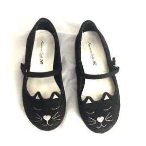 Toddler 9 Kitty Shoes